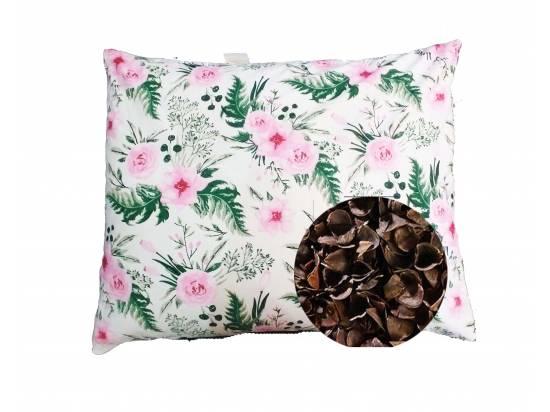 poduszka gryczana do spania z łuską gryki medycyna naturalna