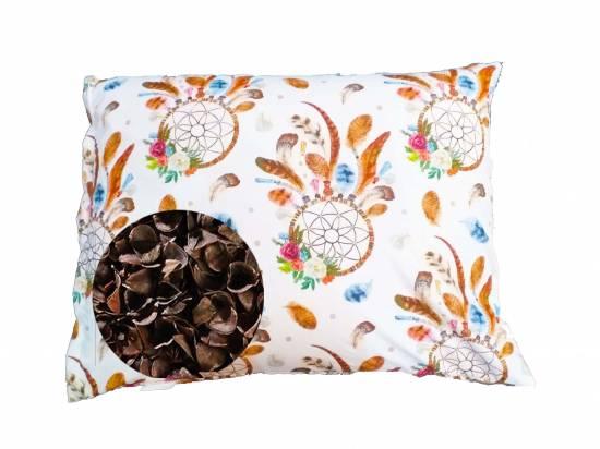 poduszka z łuska gryki naturalne wypełnienie eko