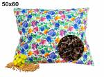 poduszka z łuska gryki i gorczycą zdrowotna na bóle rozmiar 50x60
