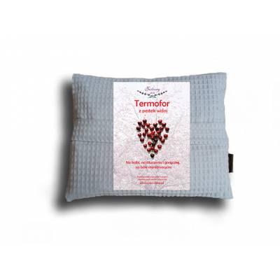 termofor z pestkami wiśni naturalny na ból kolkę