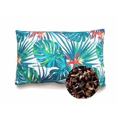 poduszka z łuską gryki antyalergiczna zdrowotna rozmiary dżungla